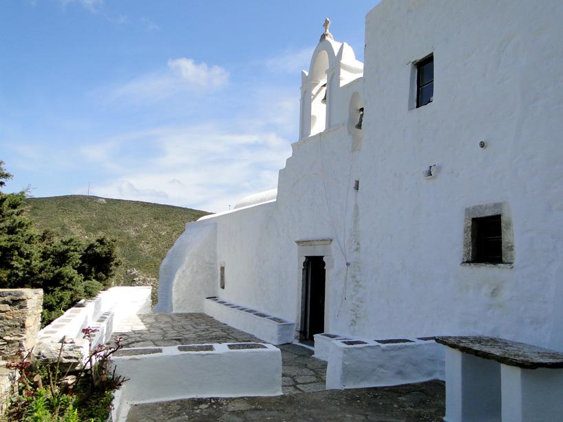 Saint George Valsamitis monactery
